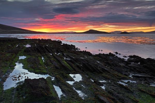 Svítaní na ostrově Carcass